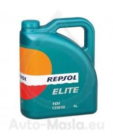 Repsol Elite TDI 15w40 - 5L