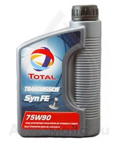 TOTAL TRANSMISSION SYN FE 75W-90