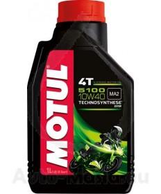 MOTUL 5100 4T 10W40- 1L