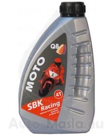 Q8 Moto SBK Racing 10W50- 1L