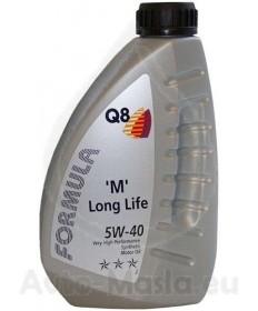 Q8 FORMULA M LONG LIFE 5W40- 1L