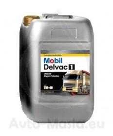 Mobil Delvac 1 5W40- 20L