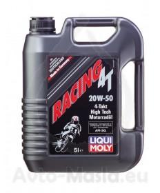 Liqui Moly Racing 4T 20W50- 5 L