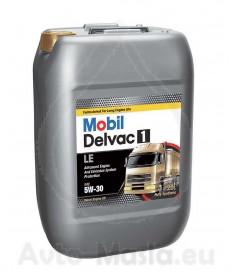 Mobil Delvac 1 LE 5W30- 20 ЛИТРА