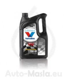 Моторно масло VALVOLINE VR1 RACING 10W60- 5L