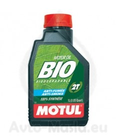 MOTUL Bio 2T- 1 ЛИТЪР