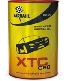 Bardahl  XTC C60 0W30