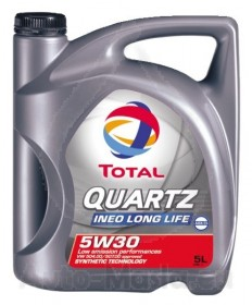 Total Quartz INEO LongLife 5W30- 5L