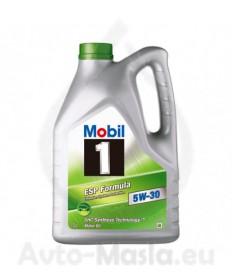 Моторно масло MOBIL 1 ESP FORMULA 5W30 5l