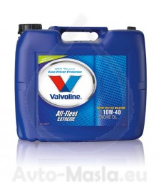 VALVOLINE ALL FLEET EXTREME 10W40- 20L