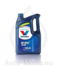 VALVOLINE ALL FLEET EXTRA 15W40- 5L