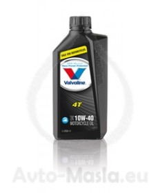 Valvoline Motorcycle Oil 4T 10W40- 1L