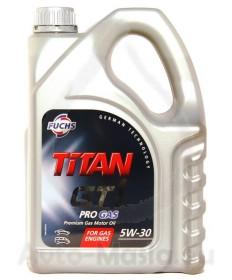 TITAN GT1 PRO GAS 5W30- 4L
