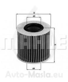 Маслен филтър KNECHT OX 416D1