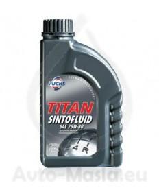 FUCHS TITAN SINTOFLUID 75W80- 1L