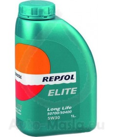 REPSOL ELITE LONG LIFE 507.00/504.00 5W30- 1 ЛИТЪР