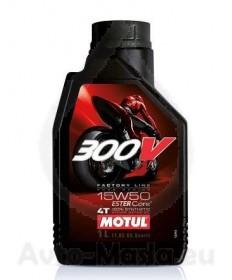 MOTUL 300V 4T Factory Line Road Racing 15W50- 1L
