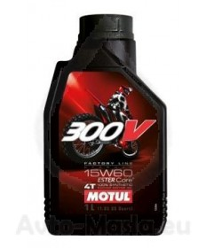 MOTUL 300V 4T Factory Line Off Road 15W60- 1L