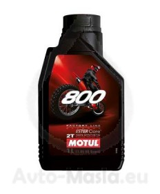 MOTUL 800 2T Factory Line Off Road- 1L