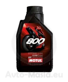 MOTUL 800 2T Factory Line Road Racing- 1L