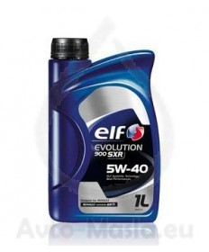 Elf Evolution 900 SXR 5W40- 1L