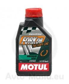 Motul Fork Oil Medium Factory Line 10W- 1 ЛИТЪР