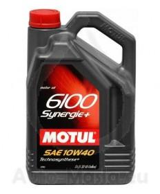 MOTUL 6100 SYNERGIE+ 10W40- 5L