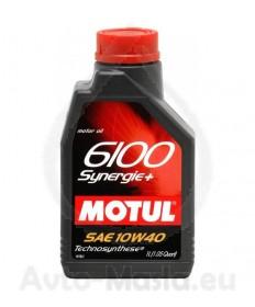 MOTUL 6100 SYNERGIE+ 10W40- 1L