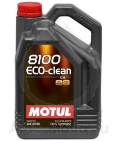 MOTUL 8100 ECO-Clean 0W30- 5L