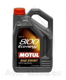 MOTUL 8100 ECO-NERGY 5W30- 5L