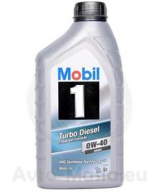 MOBIL 1 TURBO DIESEL 0W40- 1 ЛИТЪР