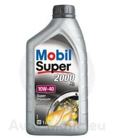 MOBIL SUPER 2000 X1 10W40- 1L