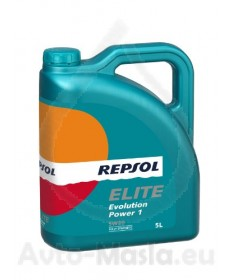 Repsol Elite Evolution Power 1 5W30- 5L