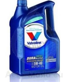 VALVOLINE DuraBlend Diesel 5W40 - 5 ЛИТРА