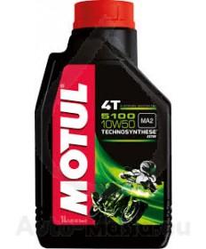 MOTUL 5100 4T 10W50- 1L