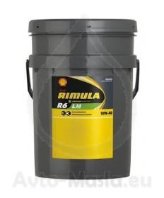 SHELL RIMULA R6 LM 10W40- 20L