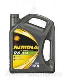 SHELL RIMULA R6 LM 10W40- 4 ЛИТРА