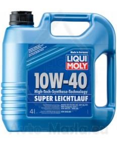 LIQUI MOLY SUPER LEICHTLAUF 10W40 4L