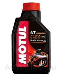 MOTUL 7100 4T 10W30- 1L