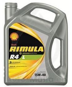 SHELL RIMULA R4 L 15W40- 4L