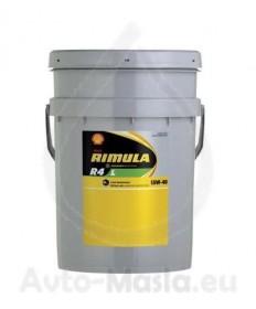 SHELL RIMULA R4 L 15W40- 20L