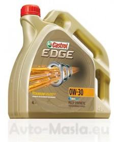 CASTROL EDGE TITANIUM FST 0W30- 4L