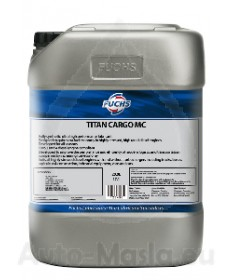 TITAN CARGO MC 10W40- 5L