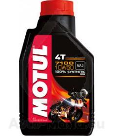 MOTUL 7100 4T 10W50- 1L
