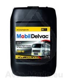 Mobil Delvac MX 15W40- 20 ЛИТРА