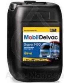 Mobil Delvac Super 1400 15W40- 20L