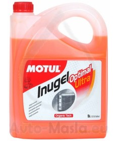 Антифриз MOTUL Inugel Optimal Ultra- 5L