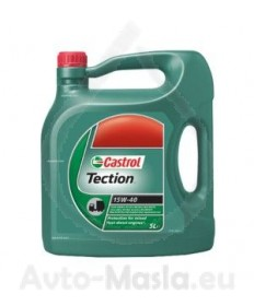 Castrol Tection 15W40- 5 ЛИТРА