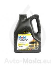 Mobil Delvac XHP Extra 10W40- 4L