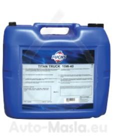 TITAN TRUCK PLUS SAE 15W40- 20L